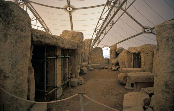 Tempio a Malta
