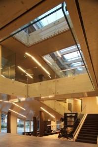 Sede Rubner, Chienes (BZ): vista di un interno