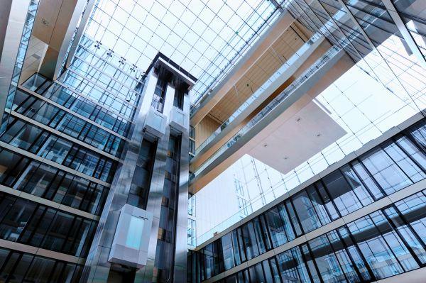 12 Ascensori TWIN di thyssenkrupp Elevator per la HEKLA TOWER  a Parigi
