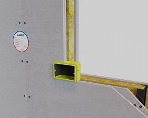 AF E-BOX: guaina intumescenteper la protezione antincendio delle scatole elettriche