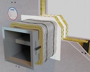 AF FIREGUARD 3: protezione al fuoco per condotte di ventilazione