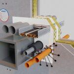 AF PANEL: pannello antifuoco per compartimentazioni