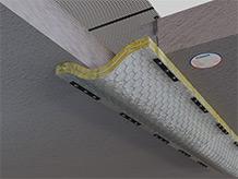 AF SEISMIC JOINT – Protezioni antifuoco per giunti di dilatazione con movimento