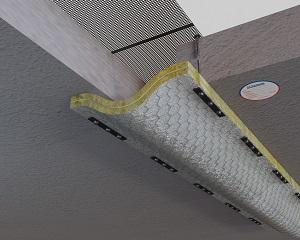 AF SEISMIC JOINT: protezione antifuoco per giunti di dilatazione in movimento