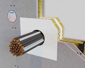 AF SLEEVE B: guaina per tubazioni metalliche coibentate e cavi elettrici