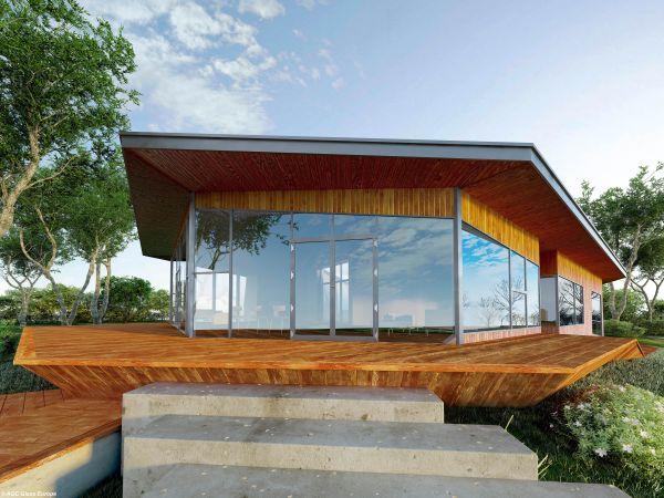 Vetri ad alto controllo solare iplus di AGC
