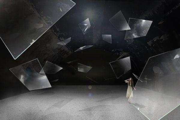 Soundscape di AGC: un vetro super tecnologico che suona