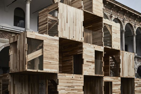 Wood Awards 2019, Categoria Small Projects - MultiPly