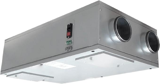 Sistemi di VMC per il settore residenziale AIR FH
