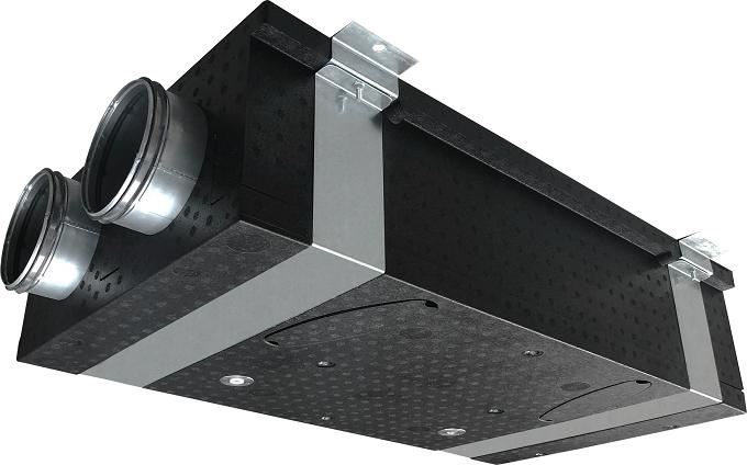 AIR MICRO per la ventilazione di piccole unità abitative