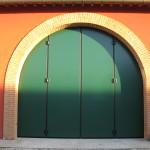 PORTONE A LIBRO COMPRESS DOOR II