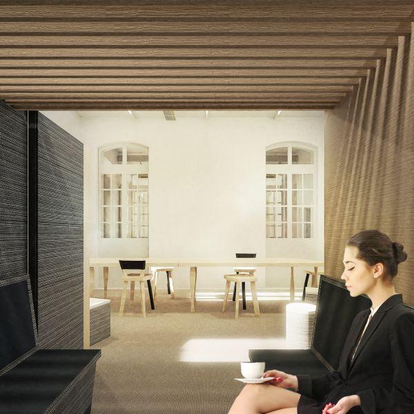 """Alfonso femia: Ristrutturazione del sito Pasteur con creazione della """"Villa Créative"""", Avignone, 2018"""