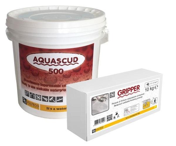 Impermeabilizzante in pasta AQUASCUD-500