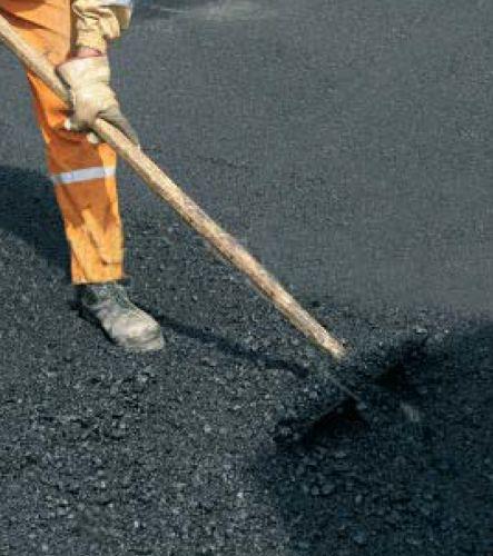 Asphaltall, l'asfalto a freddo in sacco di Bernardelli Group