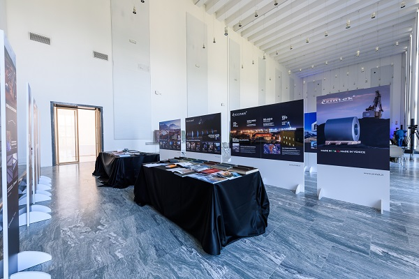 Esposizione progetti Zintek