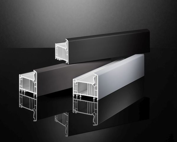 Nuova superficie VEKA SPECTRAL per profili finestre in PVC