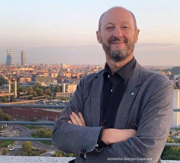 Neo presidente nazionale della sezione AIME DESIGN Giorgio Caporaso