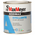 ACRIMAX BRILLANTE – SMALTO ACRILICO ALL'ACQUA