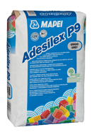 ADESIVI PER CERAMICA E MATERIALI LAPIDEI – GAMMA ADESILEX