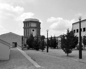 Cimitero di Ponte Sesto, Rozzano, di Aldo Rossi