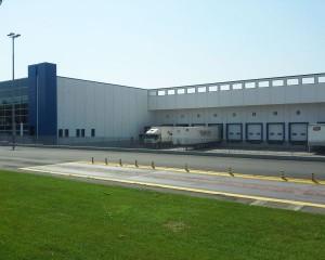 Hormann per il nuovo reparto logistica di Amica Chips