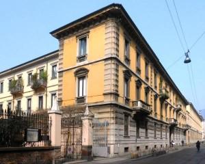 Sede dell'Ordine, in via Solferino a Milano