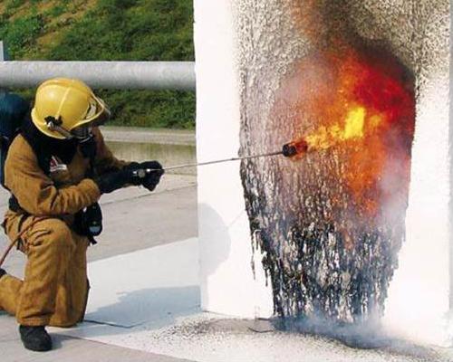 Il comportamento al fuoco dell'EPS