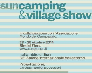 CAMPING & VILLAGE SHOW 1