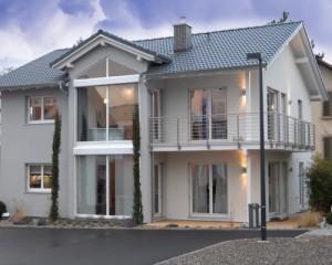 Una casa costruita in relax, con Haas 1