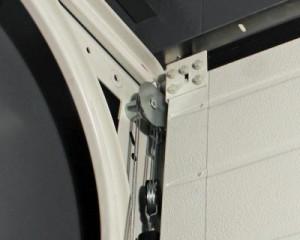 Traction System, nuovo sistema di scorrimento a molle di trazione per portoni residenziali