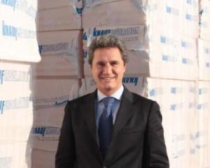 Knauf Insulation, intervista a Fabio Staffolani – Managing Director 1