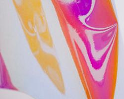 Rotoli di laminato iridescente a doppia faccia 1