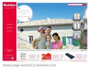 On line il nuovo sito Onduline Italia