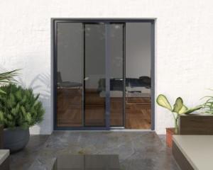 FIN-Project, nuova linea di infissi in alluminio