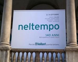 """140 anni di innovazione Vaillant riassunti """"NelTempo"""""""