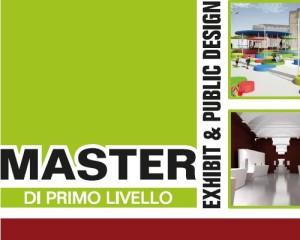 VIII edizione del MasterEXHIBIT & PUBLIC DESIGN 1
