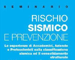 """""""Rischio sismico e prevenzione"""" 1"""