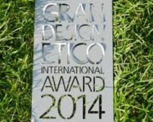 grandesignEtico International Award 2014 1
