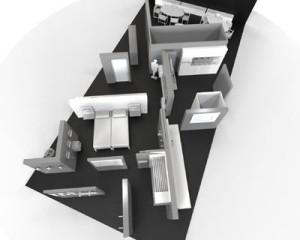 Provex per il prestigioso progetto Flying Room 1