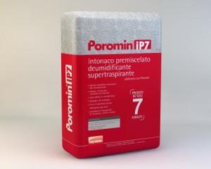 Premiscelato cementizio bio compatibilePoromin®iP7