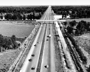 Calcestruzzo e infrastrutture:i 50 anni dell'Autosole 1