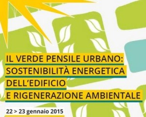 Corso 'Verde pensile urbano'