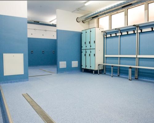 Pvc e ospedali interviste e approfondimenti - Crepe nelle piastrelle del pavimento ...