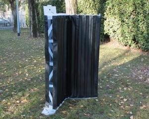 Pannelli flessibili per abitazioni di emergenza