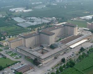 Ascensori Otis per l'ospedale di Bolzano 1