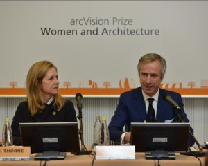 Italcementi Group presenta arcVision Prize – Women and Architecture 1