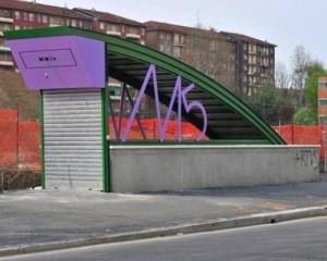 Mapei continua a farne di tutti i colori… in giro per Milano