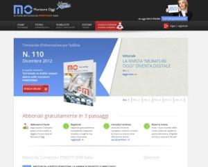 Murature Oggi, la rivista del Consorzio Poroton diventa digitale 1