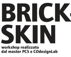 brickskin – workshop design to make 1