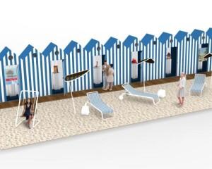 Design Balneare al SUN di Rimini 1